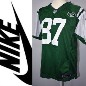 NIKE NFL NEW YORK JETS Youth Jersey YXL DECKER #87
